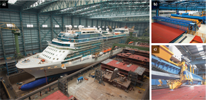 Old & New Uses of Stud Welding Equipment in Shipbuilding | Northland Fastening welding processes used in shipbuilding
