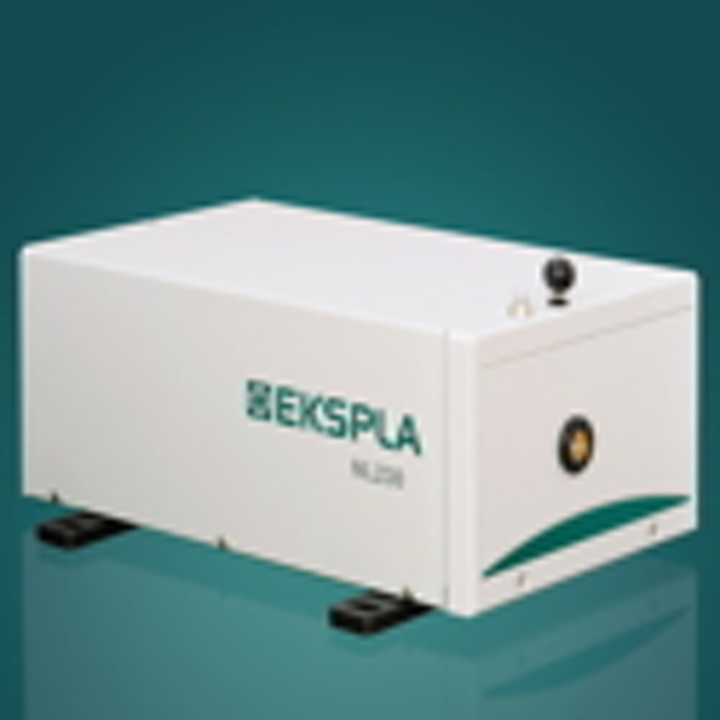 Ekspla's NL230 series DPSS Q-switched Nd:YAG nanosecond laser