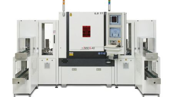 Solar cell maker places order for five InnoLas laser processing