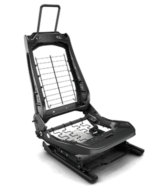Remote laser welding for automotive seat production