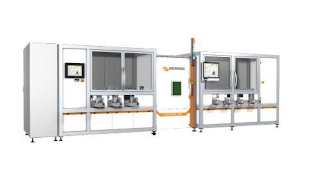 3D-Micromac wins prize for laser cutting technology