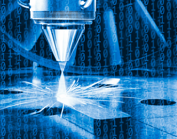 AI can also add significant value to laser deposition welding.