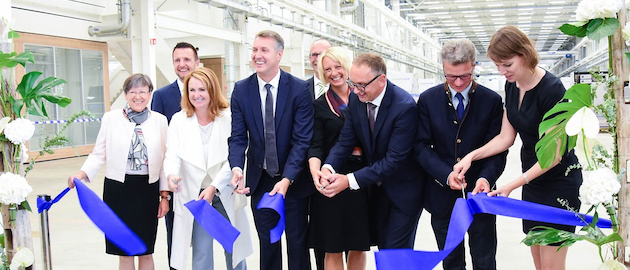 The 40,000-square-meter, ultra-modern facility in Lichtenfels, Germany is part of continued investment in Lean manufacturing sites, in response to growing customer demand for its technology and the shift to additive serial production.